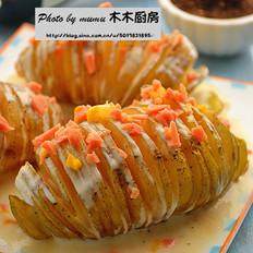 火腿风情土豆
