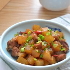 【风调雨顺】萝卜烧肉