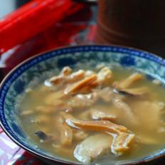 年饭硬菜墨鱼炖肉