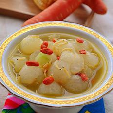 虾米冬瓜球