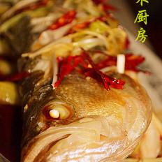 微波炉蒸鱼
