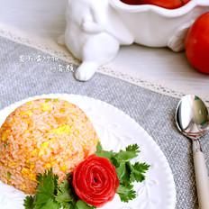番茄蛋炒饭