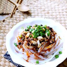 自制豌豆凉粉