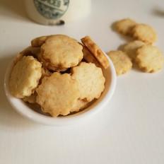 椰丝牛奶小饼