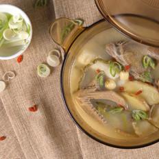 石斛老鸭汤
