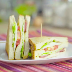 丹式三明治