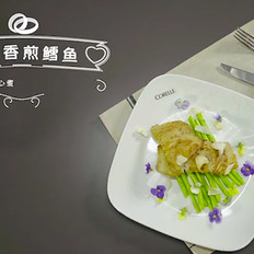 蜂蜜香煎鳕鱼