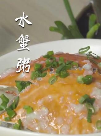 水蟹粥的做法