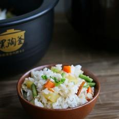 咸鲜土豆焖饭