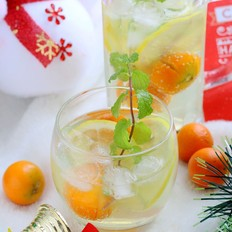 柠檬金桔鸡尾酒