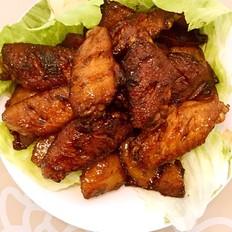 可乐土豆鸡翅