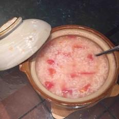 开胃番茄粥