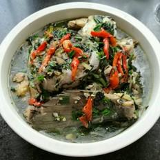 紫苏水煮鱼