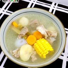 茅根竹蔗骨头汤