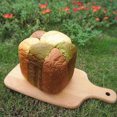 面包机版三色土司