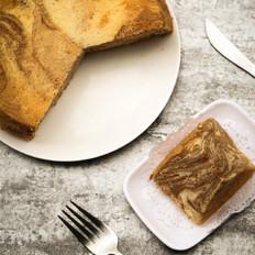 西屋特约:大理石戚风蛋糕