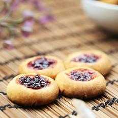 西屋特约:奶香果酱酥饼