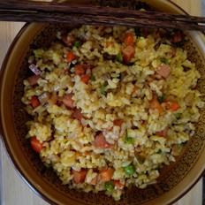 极品咖喱炒饭