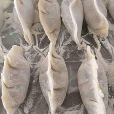 芹菜香菇猪肉饺子