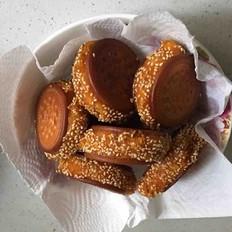 南瓜夹心饼干