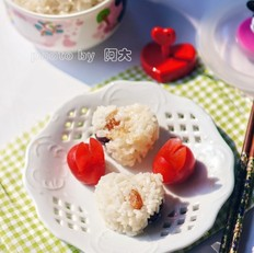 红枣葡萄干饭