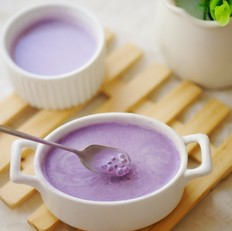 紫薯西米露