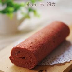 紅絲絨蛋糕卷