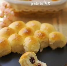 蜜豆小餐包
