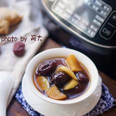 生姜苹果红枣汤