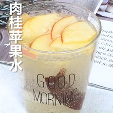 肉桂苹果水