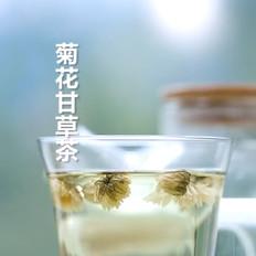 菊花甘草茶