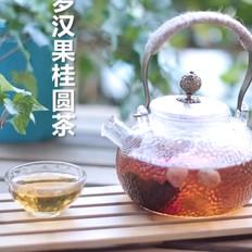罗汉果桂圆茶