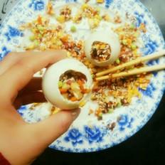 彩色糯米蛋