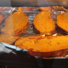 美味烤红薯