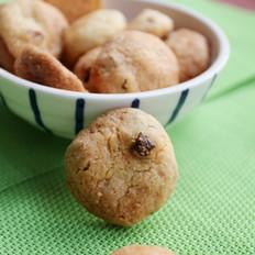朗姆葡萄酥饼干