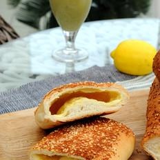 三重芝士面包&牛油果苹果汁