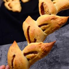 培根麦穗面包