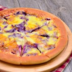 紫薯奶酪披萨