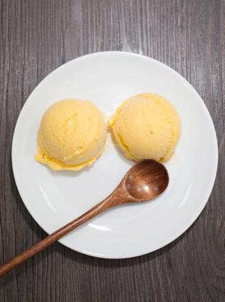 芒果冰淇淋的做法