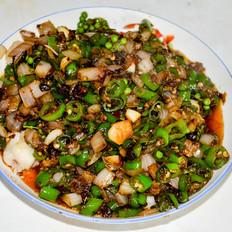 豉香青椒龙利鱼