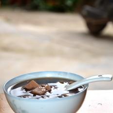 红豆薏米芋头甜汤