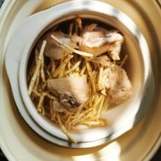 鱼腥草炖汤