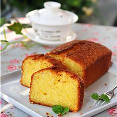 酸奶磅蛋糕