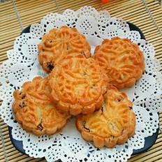 葡萄干桃酥的做法