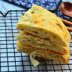 葱花酥油饼