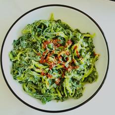 春天正是吃野菜的好时节,蒸个面条菜尝尝鲜