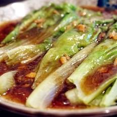 家常菜 蚝油生菜的做法