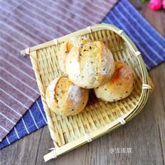 低脂面包球