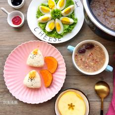 浓情早餐 铁心为爱