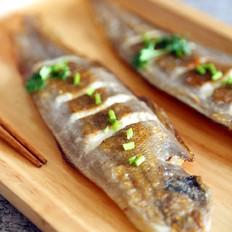 香煎舌头鱼